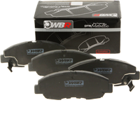 DTC Ceramic Brake Pads